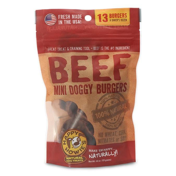 2-inch BEEF BURGERS Bakers Dozen